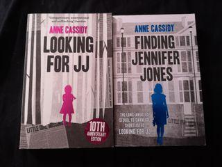 Looking for JJ and Finding Jennifer Jones