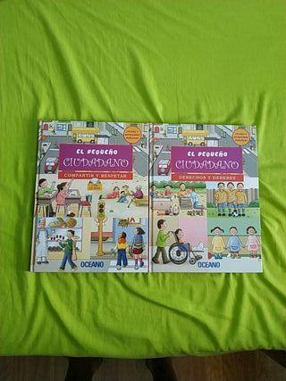 Libros educativos.
