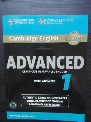 Libro C1 INGLÉS, Cambridge.