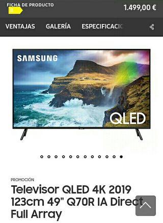 Tv Samsung 49 pulgadas