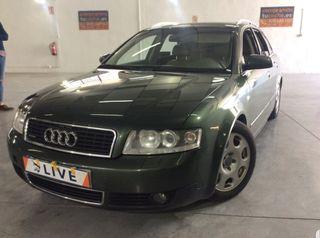 Audi A4 Allroad 2002