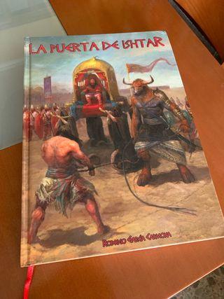 La Puerta de Ishtar libro juego de Rol