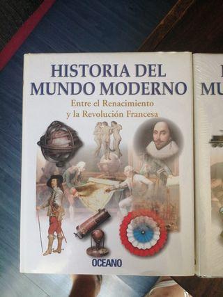 Colección historia del mundo moderno