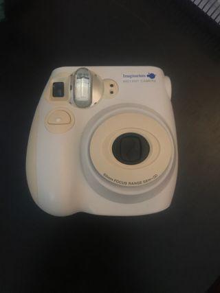 Cámara Imaginarium (Polaroid)