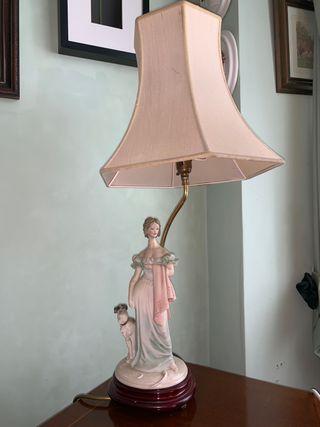 Nao figurine lamp VINTAGE