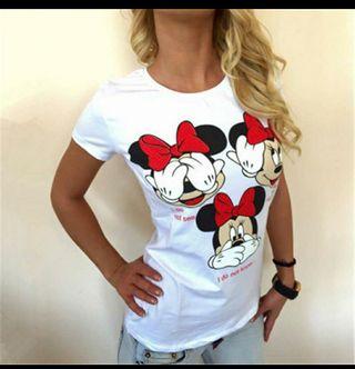 camiseta de minie