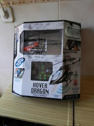Helicoptero RC Hover Dragon