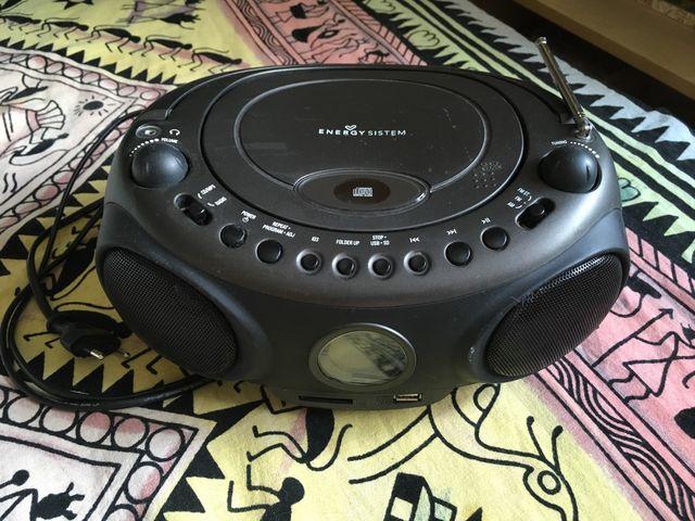 Radio cd usb