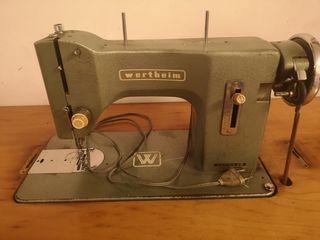 máquina wertheim