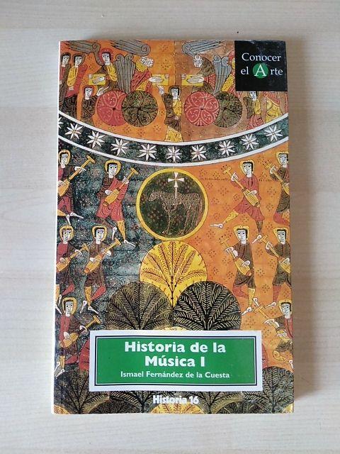 Historia de la Música I