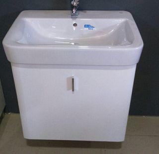lavabo roca con mueble de baño 65 nuevo