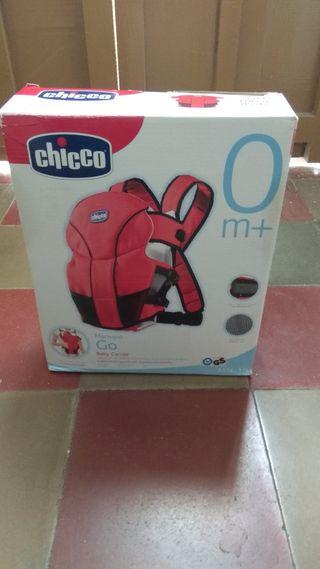 Mochila Chicco portabebé