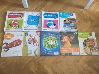 libros de 1 de primaria