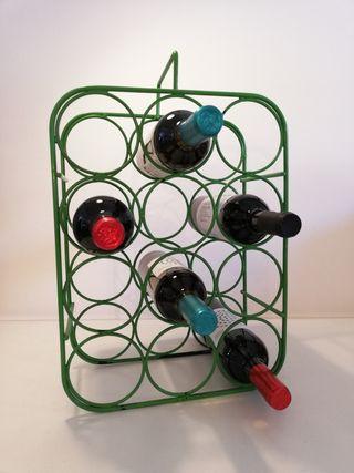 Ampoller vi / Botellero vino