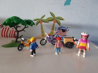 Playmobil tiempo libre