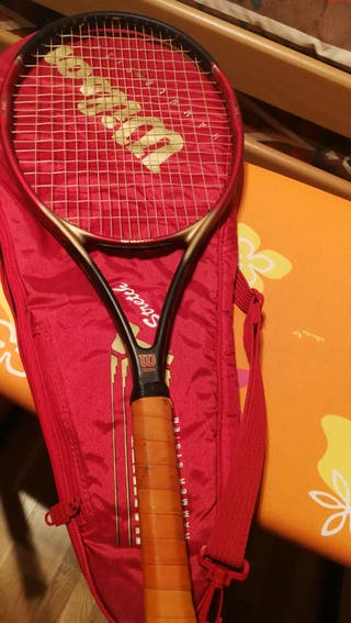 Raqueta de tenis Wilson Vibration5,9 Hammer System