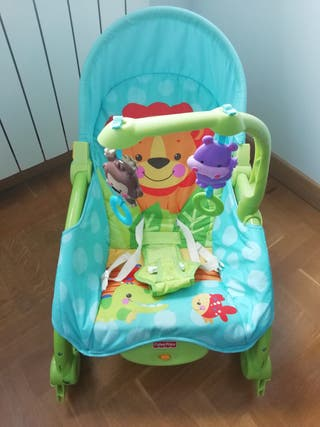 Hamaca/ columpio para bebé Fisher Price