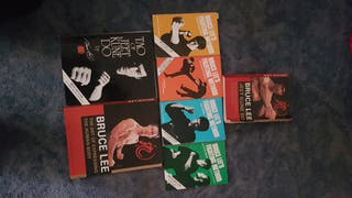 Bruce Lee books