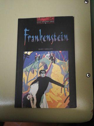 Frankenstein o el moderno Prometeo Novela de Mary