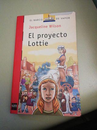 Jacqueline Wilson El proyecto Lottie (Barco de va
