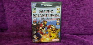 Juego Super Smash Bros Melee para Gamecube