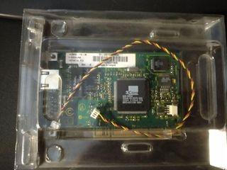 Tarjeta de red 3COM con caja original 20