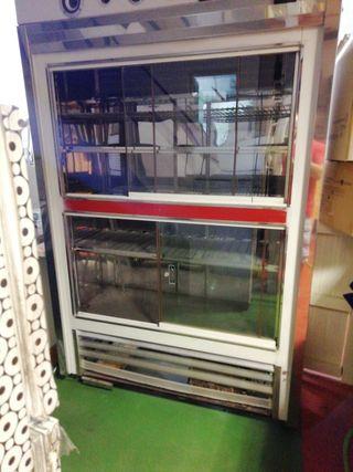 vitrina espositora refrigerada