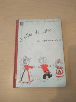 Poesía. El silbo del aire. Primera edición.