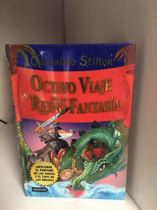 Lote Geronimo Stilton Viaje Reino Fantasía