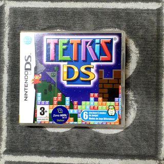 Videojuego Tetris para NintendoDs