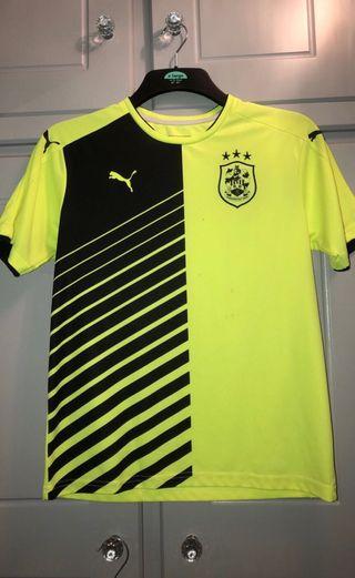 Huddersfield Town shirts