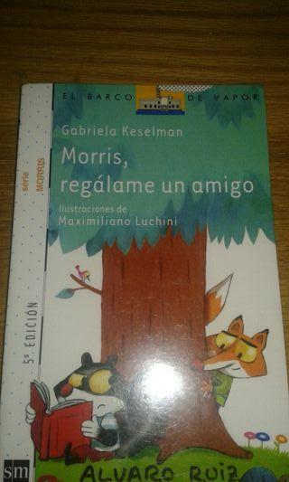 Libro Morris regalame un amigo