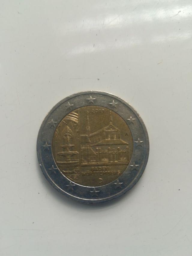 Moneda 2013 Alemania 2€ Baden-Württemberg