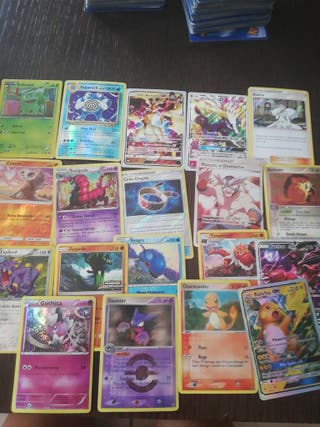 CROMOS DE POKEMON