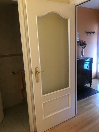 Puerta recibidor