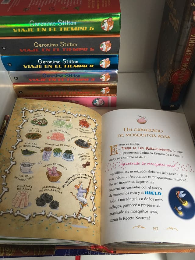 Geronimo Stilton. El gran libro del reino fantasia