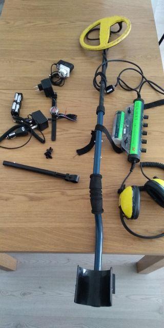 Detector acuático Excalibur ll. Minelab