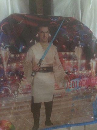 Disfraz Jedi