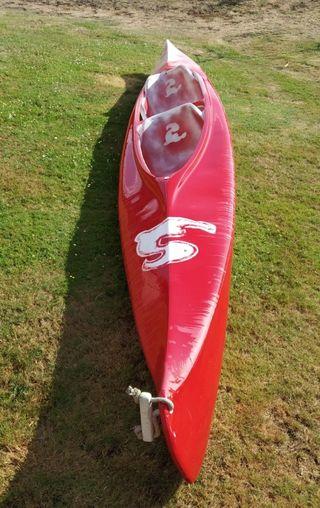 piragua kayak canoa