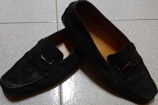 zapatos mocasines de caballeros