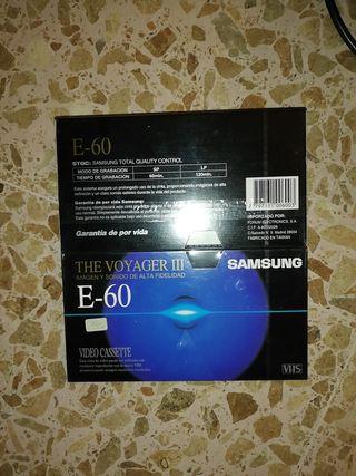vídeo cassette
