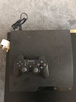 PS3 + Controller + FIFA16