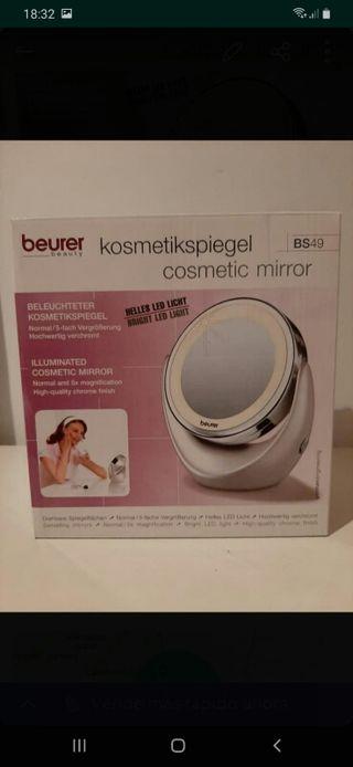 espejo cosmético