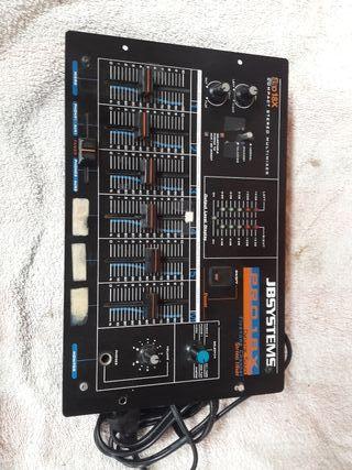 mesa de mezclas JB Systems pro 18 x