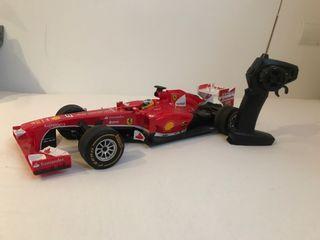 Coche teleridigido Ferrari