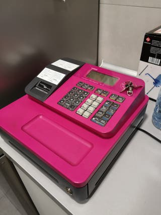 Caja registradora Casio SE-G1