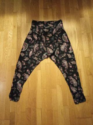 pantalon bombacho XS