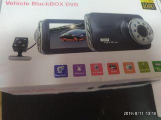 grabador imagenes coche y con camara trasera