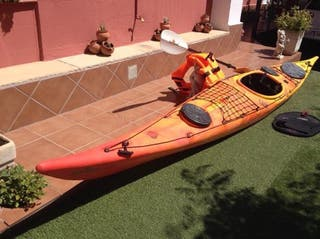 Kayak de mar RAINBOW LASER 515