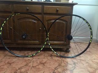 """Rueda bicicleta de montaña. 29"""""""